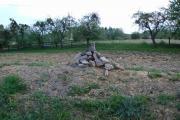 Mirek postavil pomník
